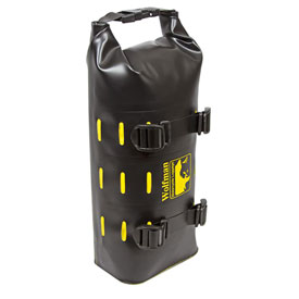 Wolfman Waterproof Rolie Bag