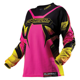 O'Neal Racing Element Ladies Youth Jersey 2013