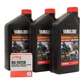 Yamalube Oil Change Kit | Parts & Accessories | Rocky Mountain ATV/MC