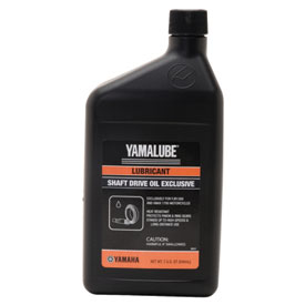 Yamalube Shaft Drive Oil Exclusive