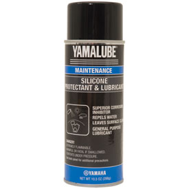 Yamalube Silicone Spray Protectant & Lubricant