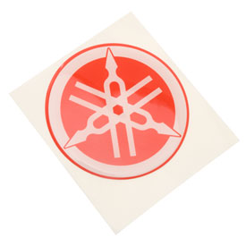 Yamaha Tuning Fork Dome Sticker