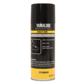 Yamalube Yamaclean Spray Wax