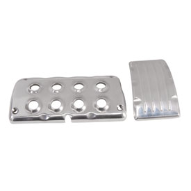 Yamaha Billet Brake/Throttle Pedal Cover Set