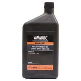 Yamalube Friction-Modified Shaft Drive Gear Oil