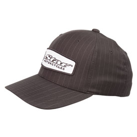 Yamaha Star Pinstripe Patch Flex Fit Hat