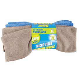 Yamalube Microfiber Cleaning Towels