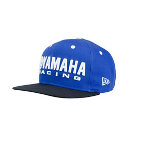 Yamaha Racing New Era Snapback Hat  a929b24832b