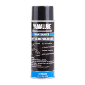 Yamalube Off-Road Chain Lube 12 oz.