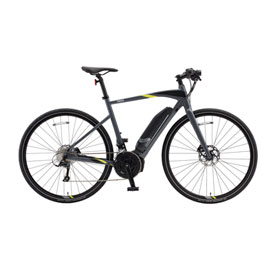 Yamaha Cross Core Power Assist Bicycle Slate Grey Medium