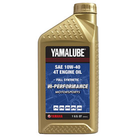 Yamalube Hi-Performance Synthetic 4T Engine Oil