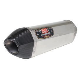 Yoshimura Race Series R-77 Stainless/Stainless Slip-On (No CA)