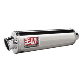 Yoshimura Street Series RS-3 Stainless/Stainless Slip-On