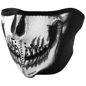Zan Half Face Neoprene Mask