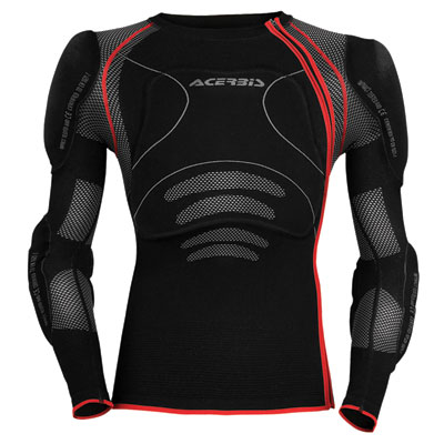 Acerbis X-Fit Body Armor XX-Large Black