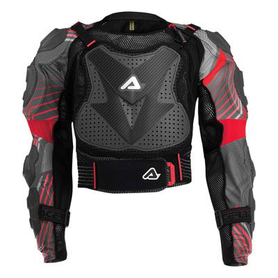 Acerbis Scudo CE Body Armor XXX-Large Grey