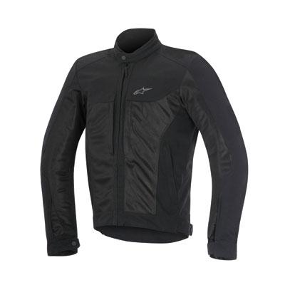 Alpinestars Luc Air Motorcycle Jacket XXXX-Large Black