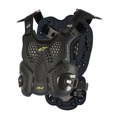 Alpinestars A-1 Roost Guard Medium/Large Black/Anthracite