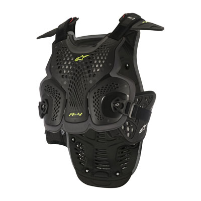 Alpinestars A-4 Roost Deflector X-Small/Small Black/Anthracite