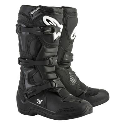 Alpinestars Tech 3 Boots Size 16 Black