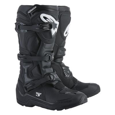 Alpinestars Tech 3 Enduro Boots Size 11 Black