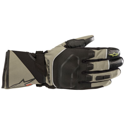 Alpinestars Andes Outdry Gloves Small Military Green