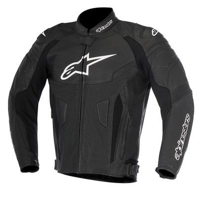 Alpinestars GP Plus R v2 Perforated Leather Jacket Euro 48 Black