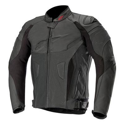 Alpinestars GP Plus R v2 Perforated Leather Jacket Euro 60 Black/Black