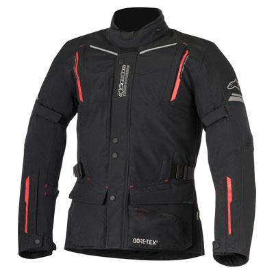 Alpinestars Guayana Gore-Tex Jacket XXX-Large Black/Red