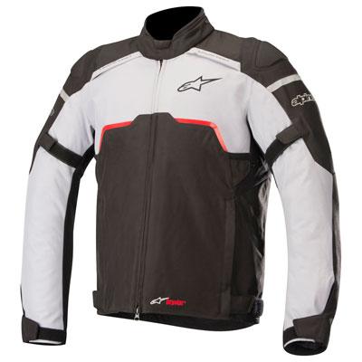 Alpinestars Hyper Drystar Jacket XXX-Large Black/Grey