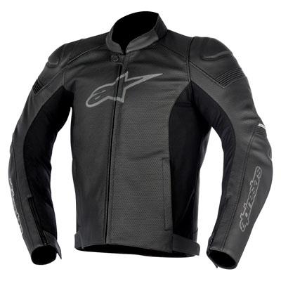 Alpinestars SP-1 Airflow Leather Jacket Euro 48 Black