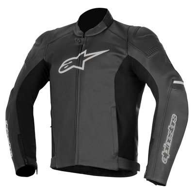 Alpinestars SP-1 Leather Jacket Euro 62 Black