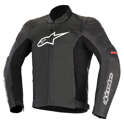 Alpinestars SP-1 Leather Jacket Euro 50 Black/Red