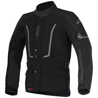 Alpinestars Vence Drystar Jacket Medium Black