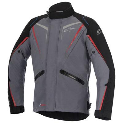 Alpinestars Yokohama Drystar Jacket XX-Large Grey/Black/Red