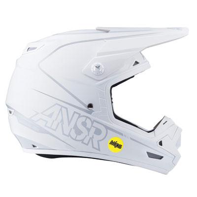 Answer Racing Evolve 3 MIPS Helmet Medium White