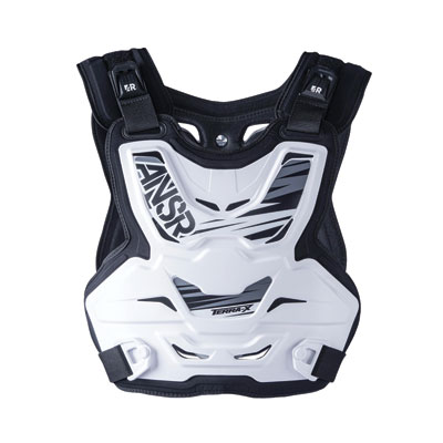 Answer Racing Terra-X Roost Deflector Adult White