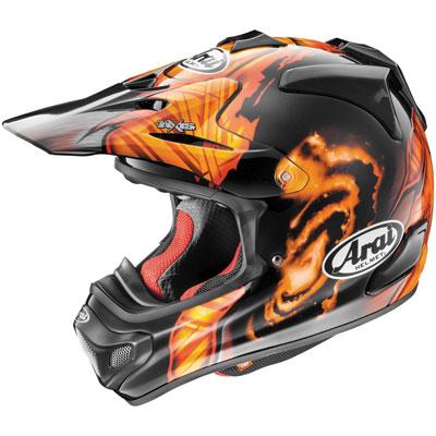 Arai VX-Pro4 Helmet XX-Large Barcia Black/Orange
