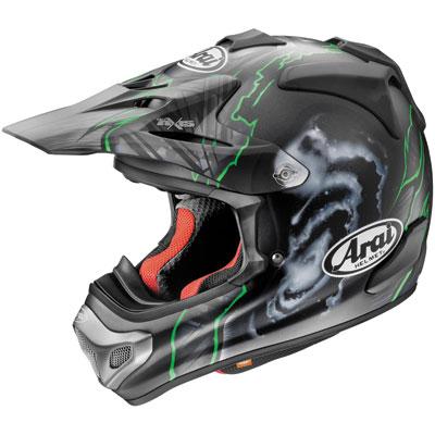 Arai VX-Pro4 Helmet Small Barcia Matte Green