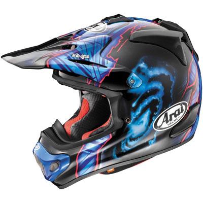 Arai VX-Pro4 Helmet Large Barcia Black/Blue