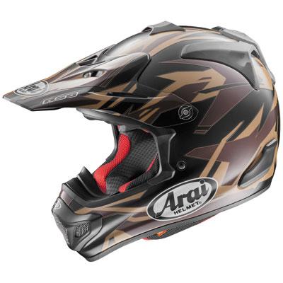 Arai VX-Pro4 Helmet Small Dazzle Dirt