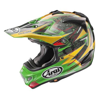 Arai VX-Pro4 Helmet Large Tickle Green