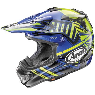 Arai VX-Pro4 Helmet Large Shooting Star Blue