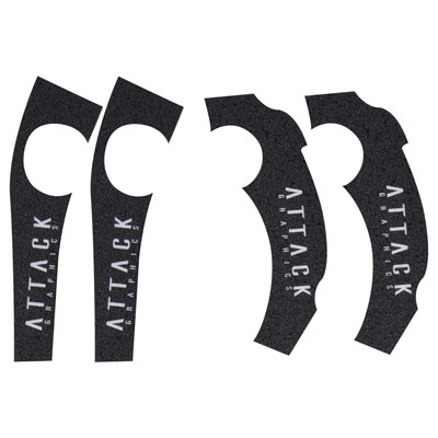 Attack Graphics Frame Grip Tape  Black