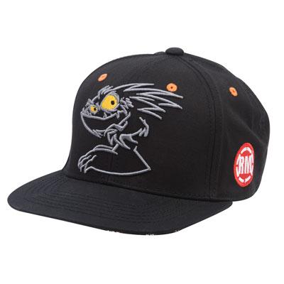 BB4 Chupacabra Snapback Hat  Black