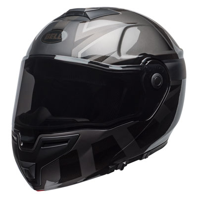 Bell SRT Blackout Helmet X-Small Black/Grey