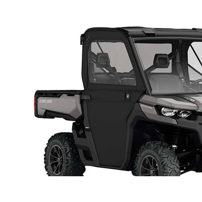 Can-Am Soft Cab Enclosure  Black