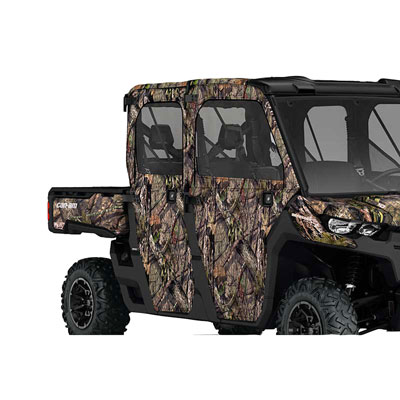 Can-Am Soft Cab Enclosure  Mossy Oak Break-Up