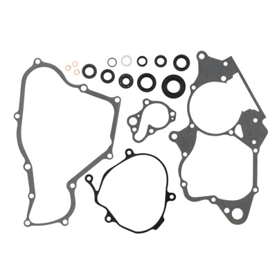 Cometic Gasket Cometic Bottom End Gasket Kit With Oil Seals C3288BE 79-0032