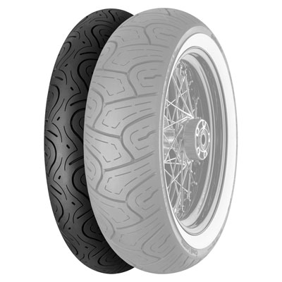 Continental ContiLegend Front Motorcycle Tire 130/80-17 (65H) Wide White Wall